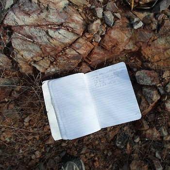 Geologist's notes