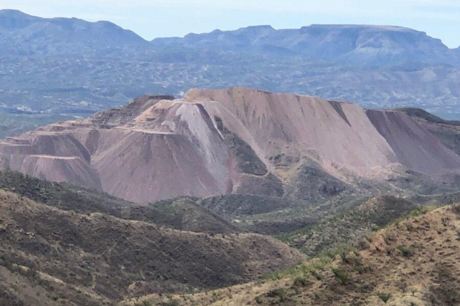 Cerro Prieto dumps